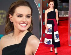 Star Wars actress Daisy Ridley in pictures.