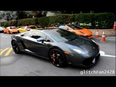Maxson Goh films over 50 Lamborghinis Arriving for a Lou Hei Dinner in Singapore. Premium Cars, Singapore, Dinner, Vehicles, Dining, Food Dinners, Car, Vehicle, Dinners