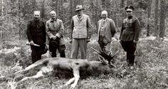 O tym jak wspaniałe były łowy w Puszczy Rudnickiej świadczą relacje Włodzimierza Korsaka czy Juliana Ejsmonda.