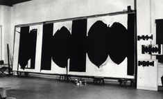 On this date in 1915, American painter Robert Motherwell was born in the state of Washington. According to Wikipedia: He was one of the youngest of the New York School (a phrase he coined) ...