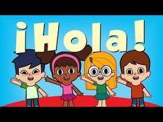 Super Simple 日本語 Japanese Children's Videos Spanish Teacher, Spanish Classroom, Teaching Spanish, Teaching Kids, Elementary Spanish, Preschool Spanish Lessons, Preschool Writing, Spanish Activities, Japanese Greetings