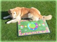 Picnic Blanket, Outdoor Blanket, Dogs, Doggies, Pet Dogs, Dog, Picnic Quilt