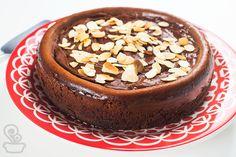 cheesecake de nutella http://naminhapanela.com/2014/07/03/cheesecake-de-nutella/