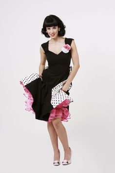 Rockabilly Pin-Up Dolls ...XoXo