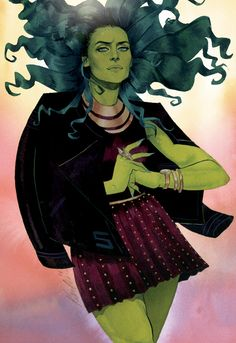Kevin Wada She-Hulk Issue #12 cover http://www.comicbookresources.com/?page=article&id=58282