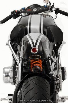 Breitling Kawasaki KZ900 by Santiago Chopper Specialties http://goodhal.blogspot.com/2013/01/breitling-bike.html