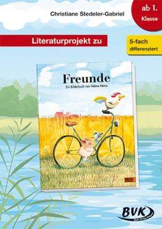 """Literaturprojekt zu """"Freunde""""-LP140"""