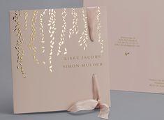 Hochzeitseinladung - My CMS Indian Wedding Invitation Cards, Formal Wedding Invitations, Vintage Invitations, Elegant Invitations, Invitation Design, Wedding Stationery, Invite, Table Decoration Wedding, Simple Wedding Cards
