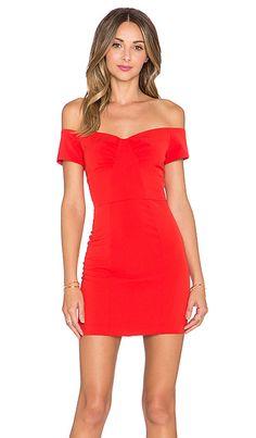 NBD x REVOLVE Rosie Dress in Red | REVOLVE
