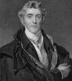 Major General Arthur Wellesley, The Duke of Wellington