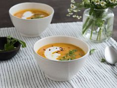 Carrot miso soup - Recipes - Kitchen Stories