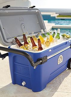 Don't forget to take the cooler to the pool!