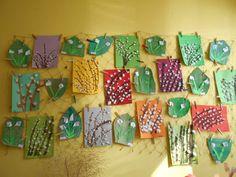Jarní síť - sněženky a kočičky. Spring Crafts For Kids, School Art Projects, Flower Crafts, Spring Flowers, Jar, Create, Holiday Decor, Home Decor, Spring