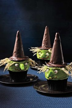 Witchy Cupcakes - WomansDay.com