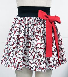 Not a tutorial, but I could do this.  Combine with R2D2 skirt.   :)