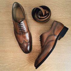 2,973 個讚,33 則留言 - Instagram 上的 Coverbook | Shoes for Men(@shoes.men.coverbook):「 Yes or no? 👌 👉👉 Follow @shoes.men.coverbook for more gent shoes inspo 👈👈 #CoverbookStyle 📷 by… 」