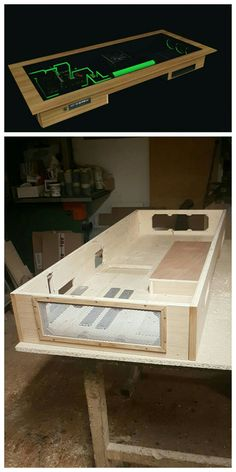 Stepping up to a custom PC desk with custom watercooling (upper pic is a draft made in a program) Remove viruses,clean virus,repair, fix and speed up Gaming Computer Desk, Gaming Room Setup, Computer Build, Pc Setup, Desk Pc Build, Custom Pc Desk, Diy Pc, Pc Table, Game Room Design