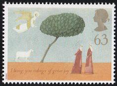 Royal Mail Christmas 1996