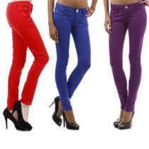 Jeggings- one in each colour please