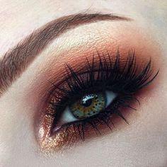 Imagem de makeup, eyes, and beauty