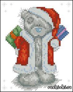 Мишки Тедди - Рождественские подарки