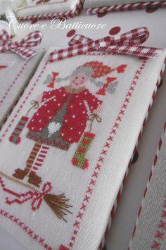 Cross Stitching, Pot Holders, Crafts, Design, Cross Stitch, Holiday Ornaments, Punto De Cruz, Dots, Dressmaking