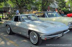 1963 Chevy Corvette.