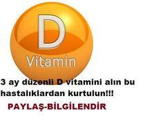 3 ay D vitamin al bu hastalıklardan kurtul A Clockwork Orange Movie, Movie Tees, Healthy Beauty, Diet And Nutrition, Rid, Health Fitness, Medical, Weight Loss, Check