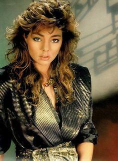Sandra Lauer Cretu chanteuse annees_80 jeune-young (10).jpg (525×720)