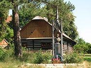 Památník Josefa Jungmanna | Hudlice – obecní stránky Scenery, Shed, Outdoor Structures, Cabin, House Styles, Places, Home Decor, Lean To Shed, Decoration Home