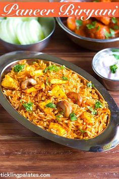 Paneer Biryani Recipe with step by step photos. Festive Kesar Paneer Biryani…