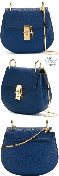 Brilliant Luxury by Emmy DE ♦ Chloé Drew Shoulder Bag