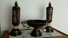no - Mulighetenes marked Candle Holders, Candles, Lily, Candlesticks, Porta Velas, Candy, Candelabra, Candle, Candle Stands