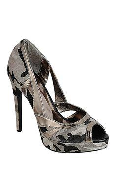 Vanity 40 Heel on HauteLook...always loved heels wish i could still wear them  :(