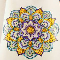 Awesome mandala