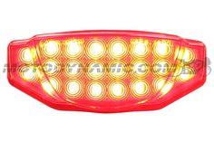 MotoDynamic Sequential LED Tail Light (Smoke)  // $94.95