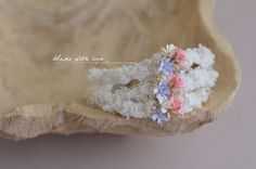Vera headband/crown, £13.00 by made with love and passion props