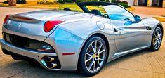 Baby Blue Ferrari California Takes It's Top Off and Sticks That Ass Right Out! #CarPorn #Supercars #Spon See more: http://www.ebay.com/itm/Ferrari-California-Base-Convertible-2-Door-2010-Ferrari-California-Base-Convertible-2-Door-4-3L-/251493698054?forcerrptr=true&hash=item3a8e314a06&item=251493698054&pt=US_Cars_Trucks?roken2=ta.p3hwzkq71.bsports-cars-we-love