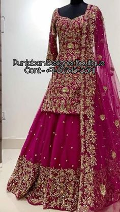 Looking to buy Indian lehenga choli online? Shop latest designer lengha choli online for women. ✓Lowest Price ✓Free Delivery ✓ 👉 CALL US : + 91 - or Whatsapp Designer Lehenga Work : Handwork COLOURS Available In All Colours Fine quality fabric