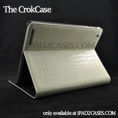 The amazing CrokCase for iPad 2. Exclusively sold at iPad2Cases.com