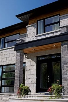 1000 images about maison fa ades on pinterest quebec for Revetements exterieur de maison