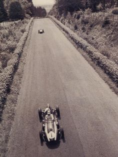 F1 1960, XXII Grosser Preis von Deutschland 1960. Nurburgring. Formula 2 Drivers & Constructors Championship. Jack Brabham in the Cooper T51. A diferent view of the Ring