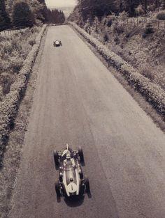 1960, XXII Grosser Preis von Deutschland 1960. Nurburgring. Formula 2 Drivers & Constructors Championship. Jack Brabham in the Cooper T51.