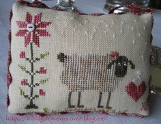 Amigas para siempre de Jardin Privé punto de cruz cross stitch point de croix