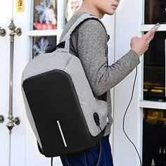 Travel Anti-theft Laptop Business Backpack – Tezoo Men and Women Sports  Backpack, Multi dd4625f109