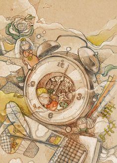 TIME by tamypu.deviantart.com on @deviantART