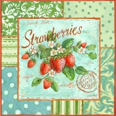 Cottage Fruit Strawberries (Geoff Allen)
