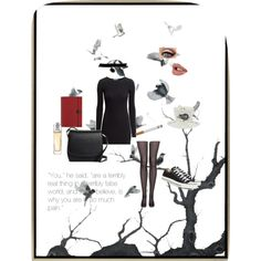 Monday ugh by orianaart on Polyvore featuring polyvore fashion style H&M Converse Brooks Brothers Boohoo Christian Dior John-Richard Undercover