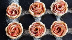 These beautiful and delicious treats are sure to please that special someone in your life. Here is how to turn simple red apples into a dozen rose-resembling treats.