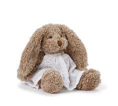 Nana Huchy Baby Honey Bunny - Girl #bunny #softtoy #kidsroom #nursery #nanahuchy #oliverthomas